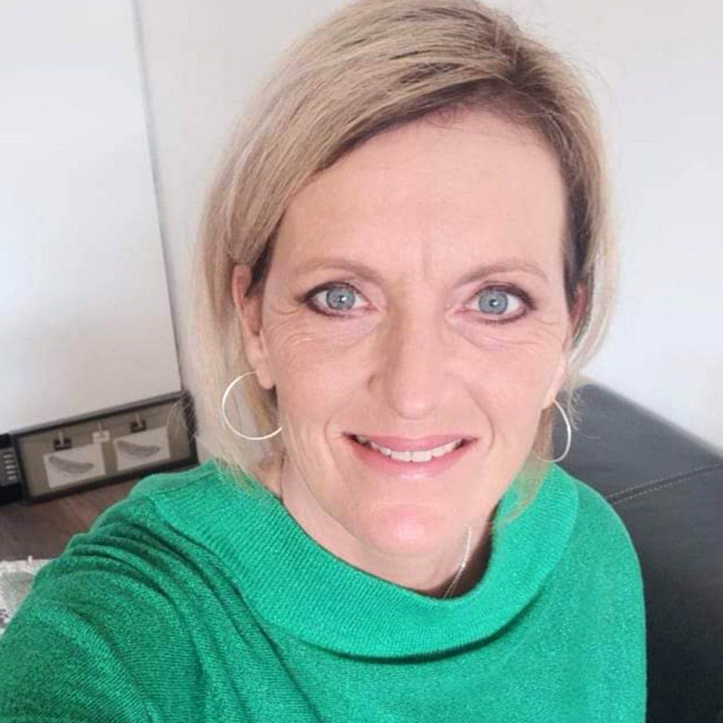 Acupuncturist Linda Weber